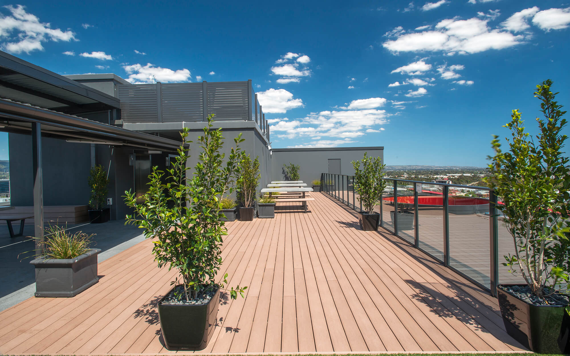Central Adelaide Apartments & Streetscapes - Space